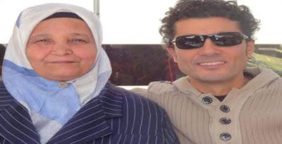 والدة خالد النبوى