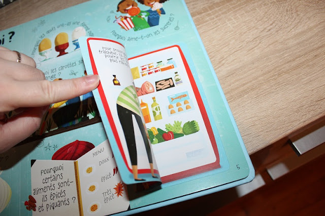 lecture sur les divers aliments