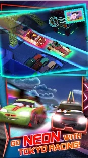 Download Cars: Fast as Lightning Unlimited Money