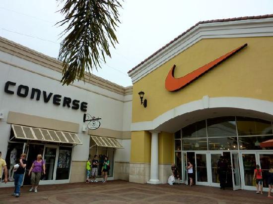 Outlet Premium Orlando Loja Nike