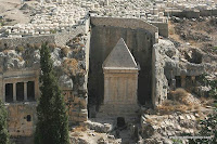 Tomb of Zechariah, Valley of Josaphat, Jerusalem