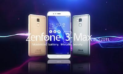 Asus ZenFone 3 Max, Smartphone Yang Bisa Digunakan Sebagai Powerbank