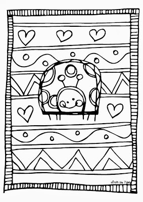 scrappy coloring pages - photo#30