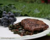 Poblano Steaks