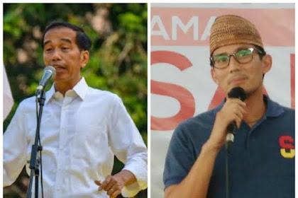Pidato Berapi-Api Jokowi Ditanggapi Santai oleh Sandiaga