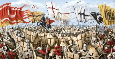 Sejarah Terjadinya Perang Salib