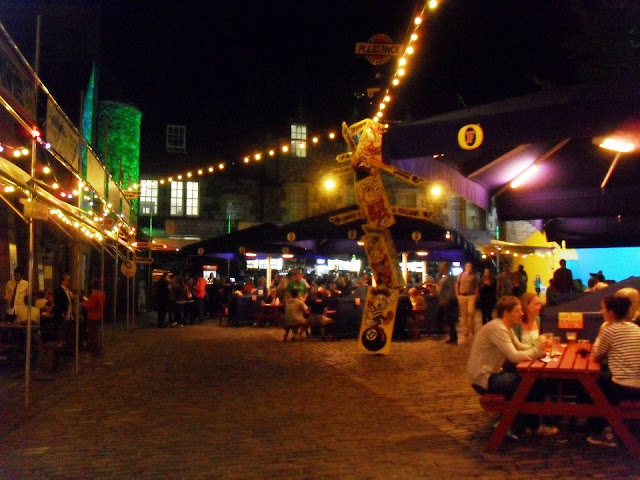 Pleasance Courtyard, Edinburgh Fringe Festival