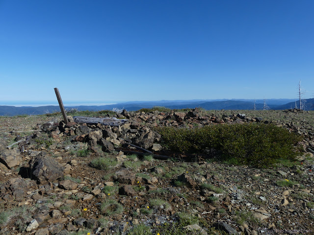 former fire lookout