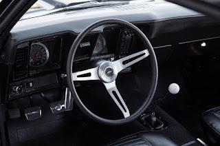 1969 Chevrolet Camaro COPO Clone Steering Wheel