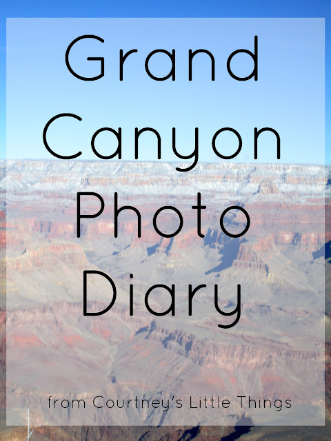 Grand Canyon Photo Diary