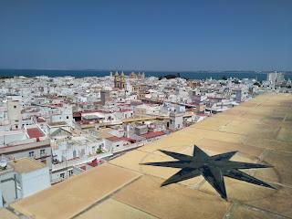 Azotea Torre de Tavira, Cádiz.