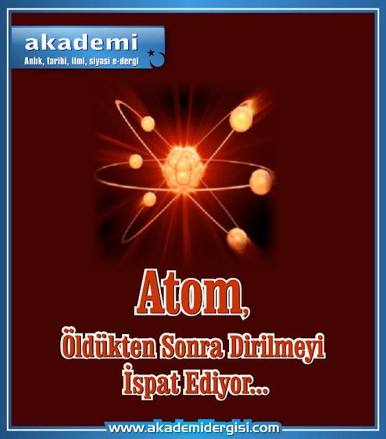 islami mevzularda makaleler, Silsile-i Saadat, Süleyman Hilmi Tunahan (k.s.), atom, ali erol, hatıratım, birinci sur, kıyamet