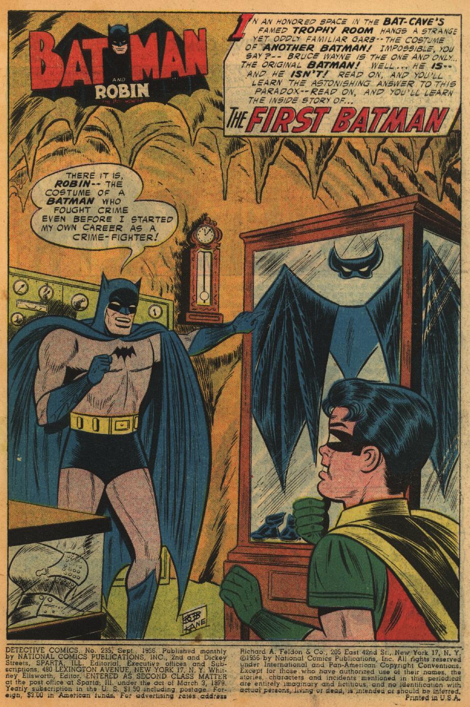 Read online Batman: The Black Casebook comic -  Issue # TPB - 55