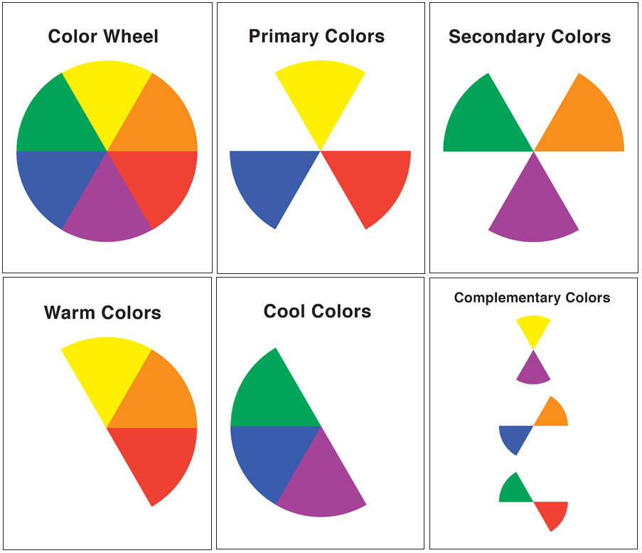 Color Wheel For Elementary Students