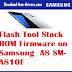 Flash Tool Stock ROM Firmware on Samsung  A8 SM-A810F