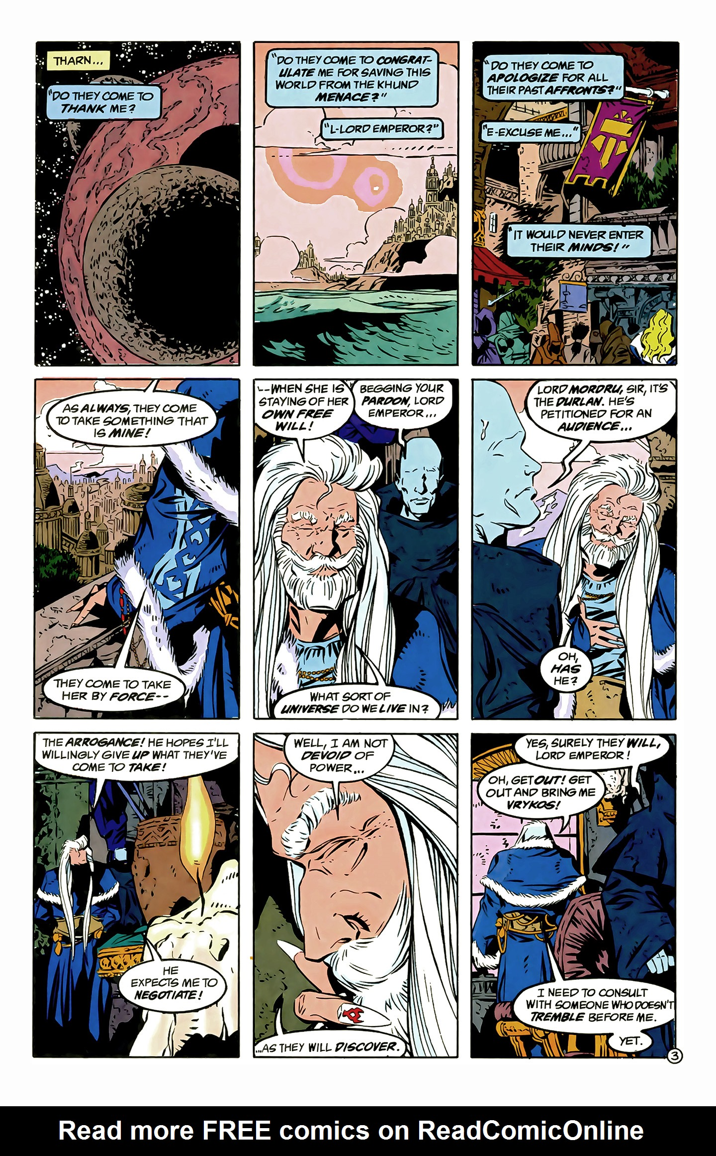 Legion of Super-Heroes (1989) 6 Page 3