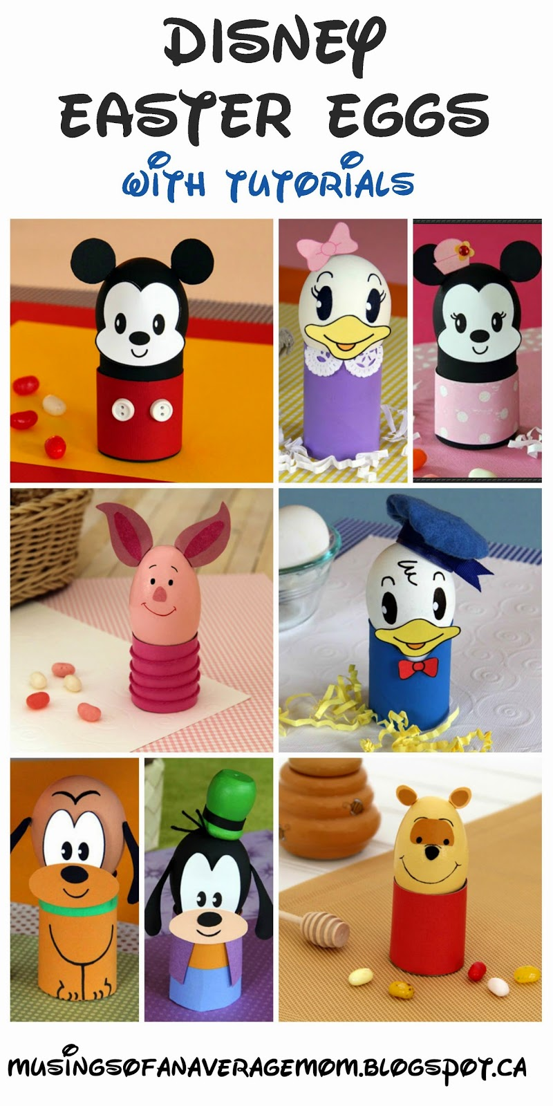 Disney Easter Eggs