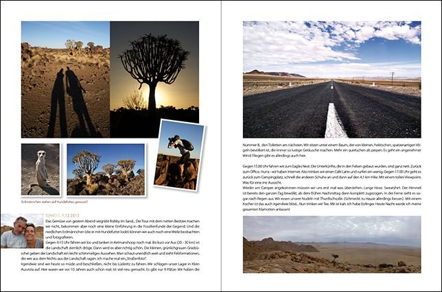 Ynas Design Blog, Reiselust, Reisebuch Namibia & Südafrika