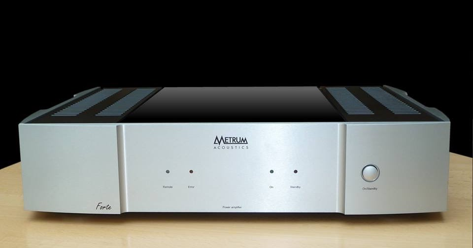 Mono And Stereo High End Audio Magazine Metrum Acoustics Forte
