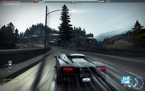 Need For Speed World free to play PC online racing game