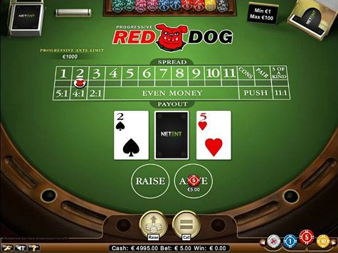 Panduan Bermain Red Dog SBOBET Casino Games Online