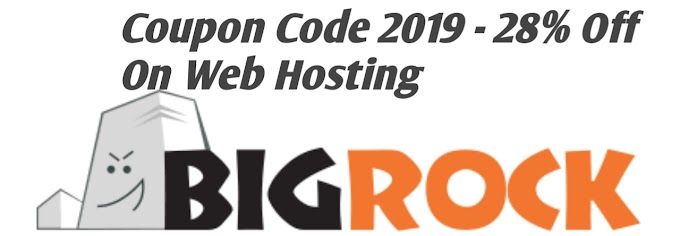 Big Rock Coupon Code [2019] - 28% Off On Web Hosting