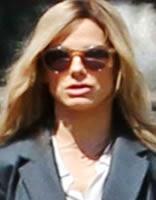 Sandra Bullock changing hair