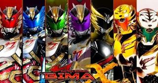 Download BIMA X Mod Apk v1.14 Terbaru (Unlocked All Character+Money)