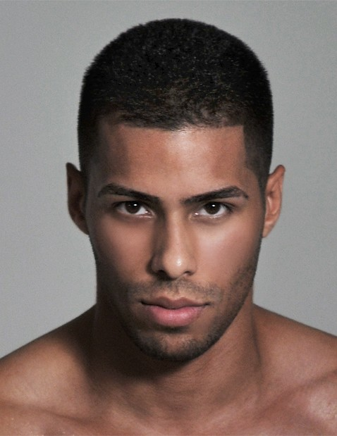 Guys Without Boxers: Naked Faces With Facial Hair