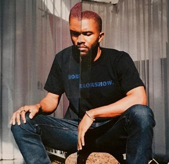 "Frank Ocean Drops New Song ""Chanel"""