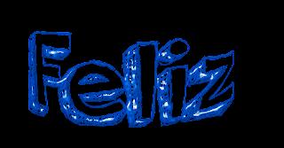 Texto png Feliz - Criação Blog PNG-Free