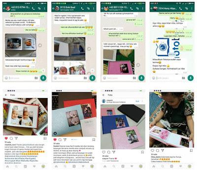 Cetak Foto di Idphotobook, Proses Paling Gampang Hasil Memuaskan testimoni pelanggan