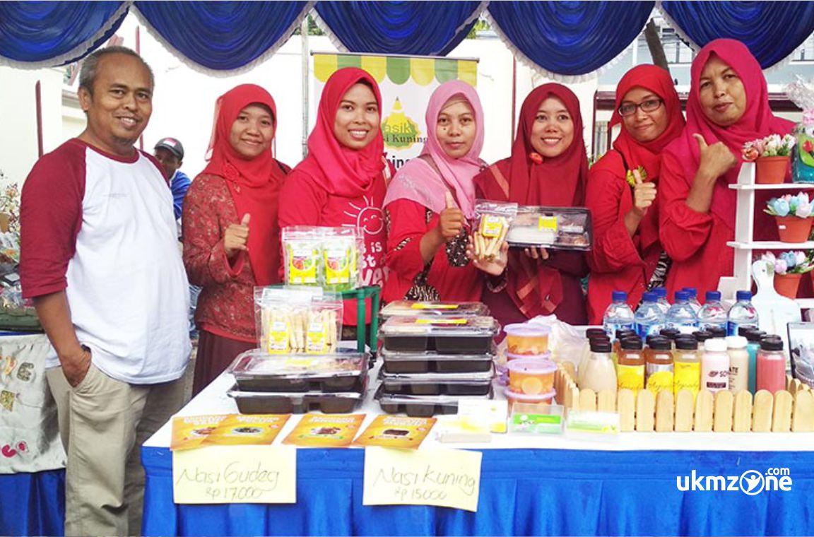 Pelaku/pengusaha UKM/IKM kota Depok dari kecamatan Pancoran Mas Depok | UKM Zone