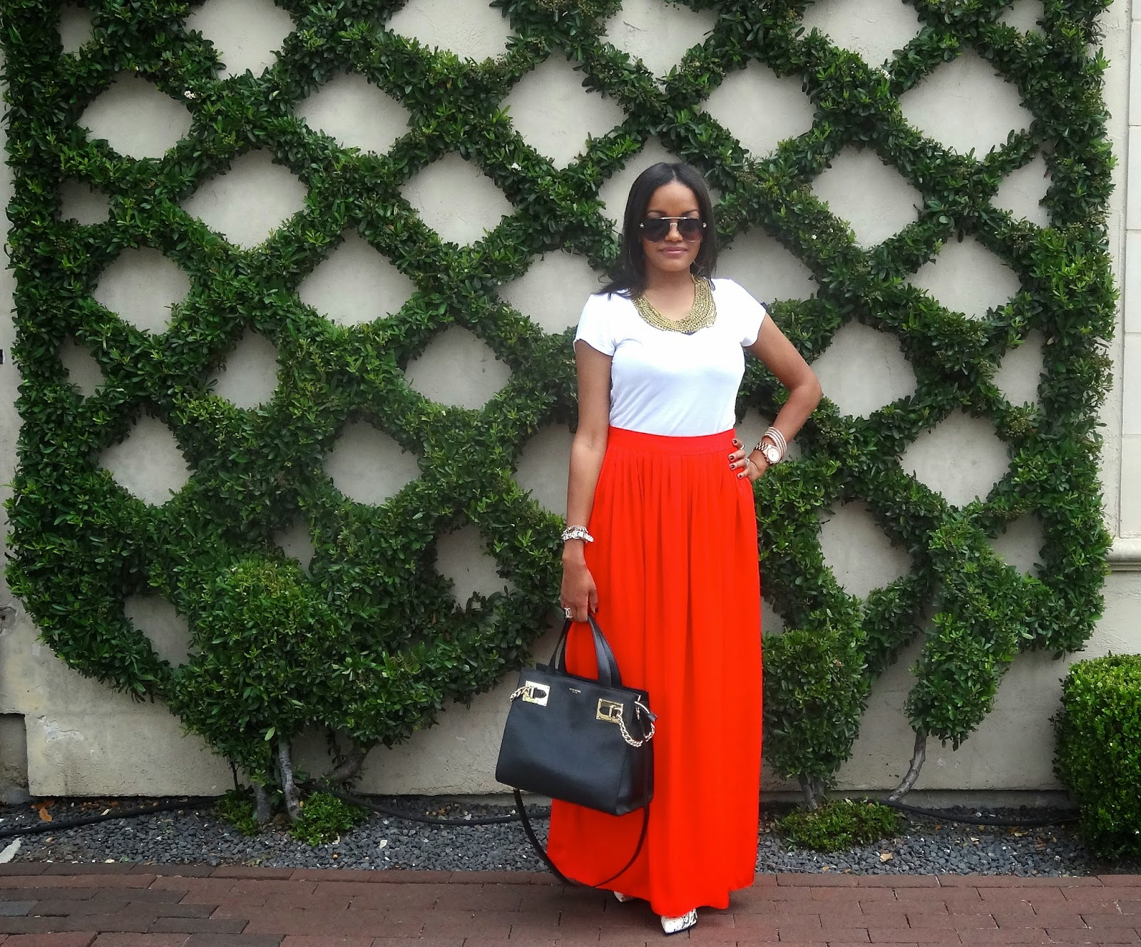 dallas fashion blogger, fashion blogger, detroit fashion blogger, maxi skirt, spring fashion, snakeskin pump, steve madden, bcbg maxi,henri bender, dallas fashion, arm party, highland park,
