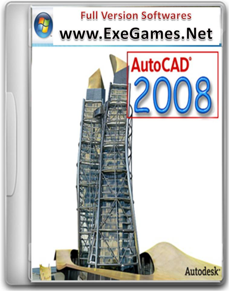 Autocad 2008 download free oceanofexe.