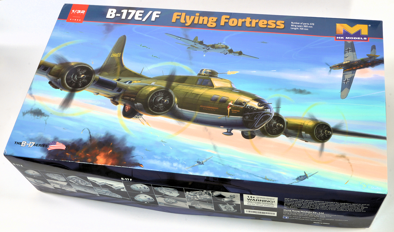 hight resolution of we have been keeping lukas powder dry for many far too many weeks he might say in showing you his progress of hk models new b 17 e f kit in massive