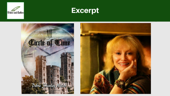 Excerpt: Circle of Time by Debra Shively Welch