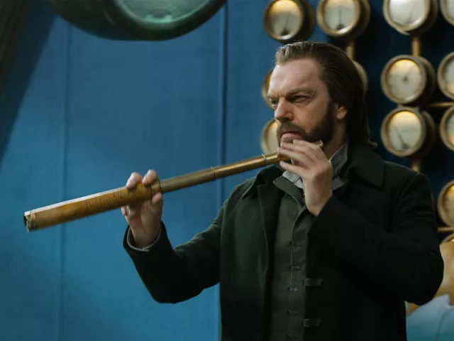 Thaddeus Valentine from Mortal Engines