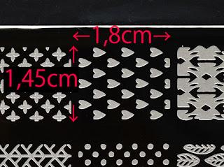 Curali Stamping Plate