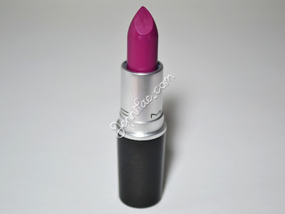 MAC Strong Woman Lipstick Review & Swatches