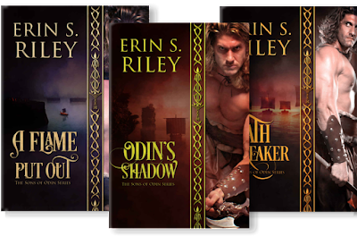 Sons of Odin trilogy on Amazon