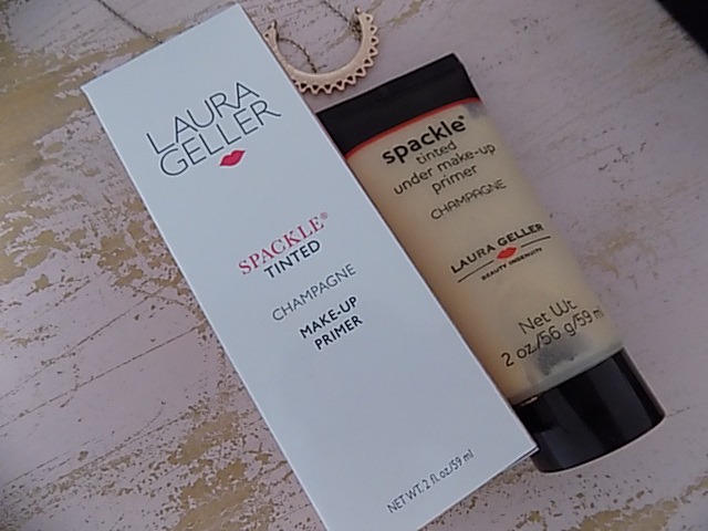 Laura Geller Real Deal Concealer | Spackle Tinted Make-Up Primer