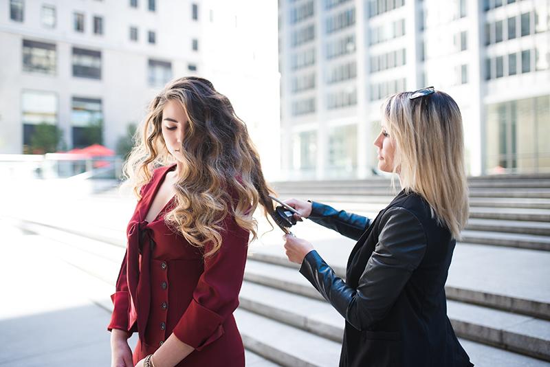 meg stringham, runway salon, utah hair stylist