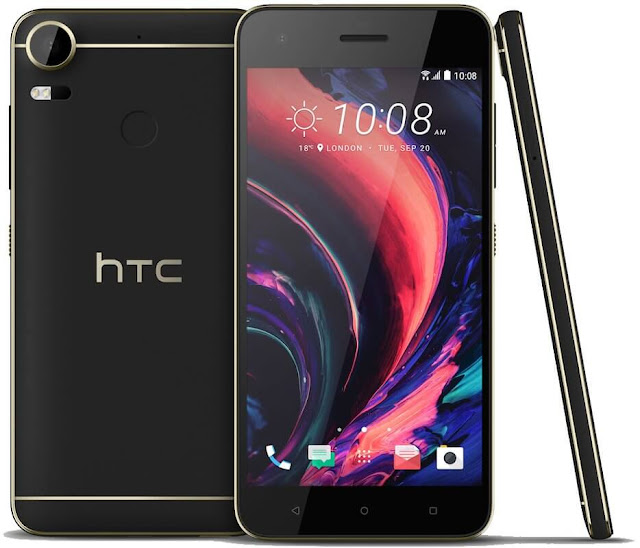 HTC Desire 10 Pro Leaked in its Full Glory