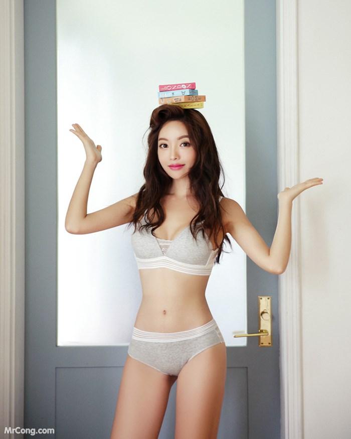 Image Korean-Model-Jin-Hee-MrCong.com-014 in post Người đẹp Jin Hee trong bộ ảnh nội y và thời trang gym tháng 10/2017 (357 ảnh)