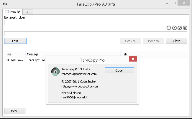 TeraCopy Pro v3.0 Alpha Serial Key is Here ! [LATEST] | Full download daily