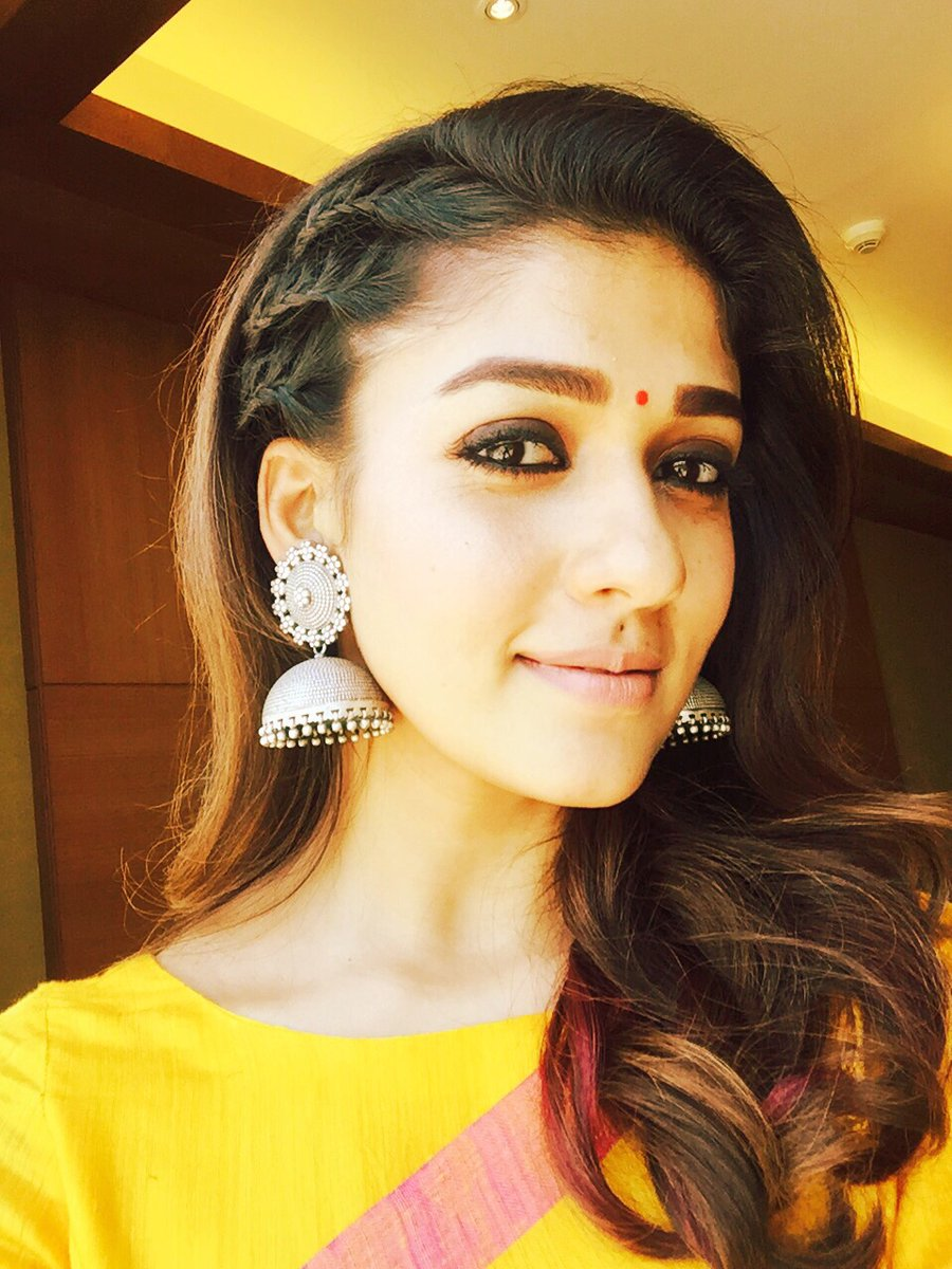 Actress Nayanathara Latest Images