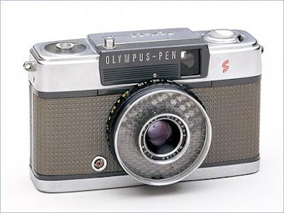 Olympus Pen EES (1962), Olympus Pen Half-Frame Cameras