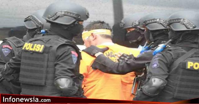 Densus 88 Gerebek Rumah di Tangerang dan Berhasil Tangkap 3 Terduga Teroris
