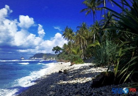 Wisata Pantai Pidakan Pacitan